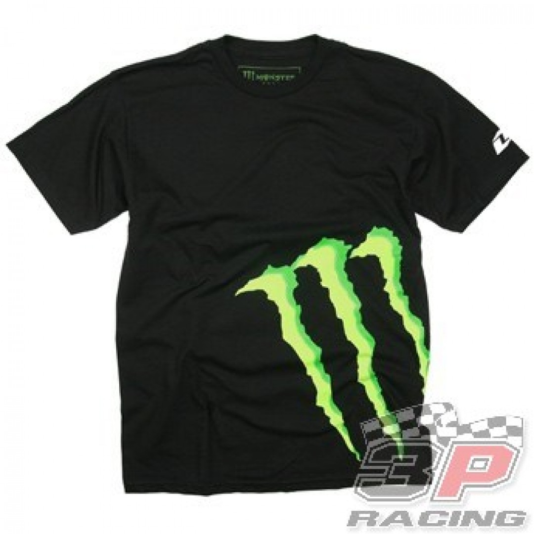 ONE Industries Monster Massive T-Shirt Black 34048-001