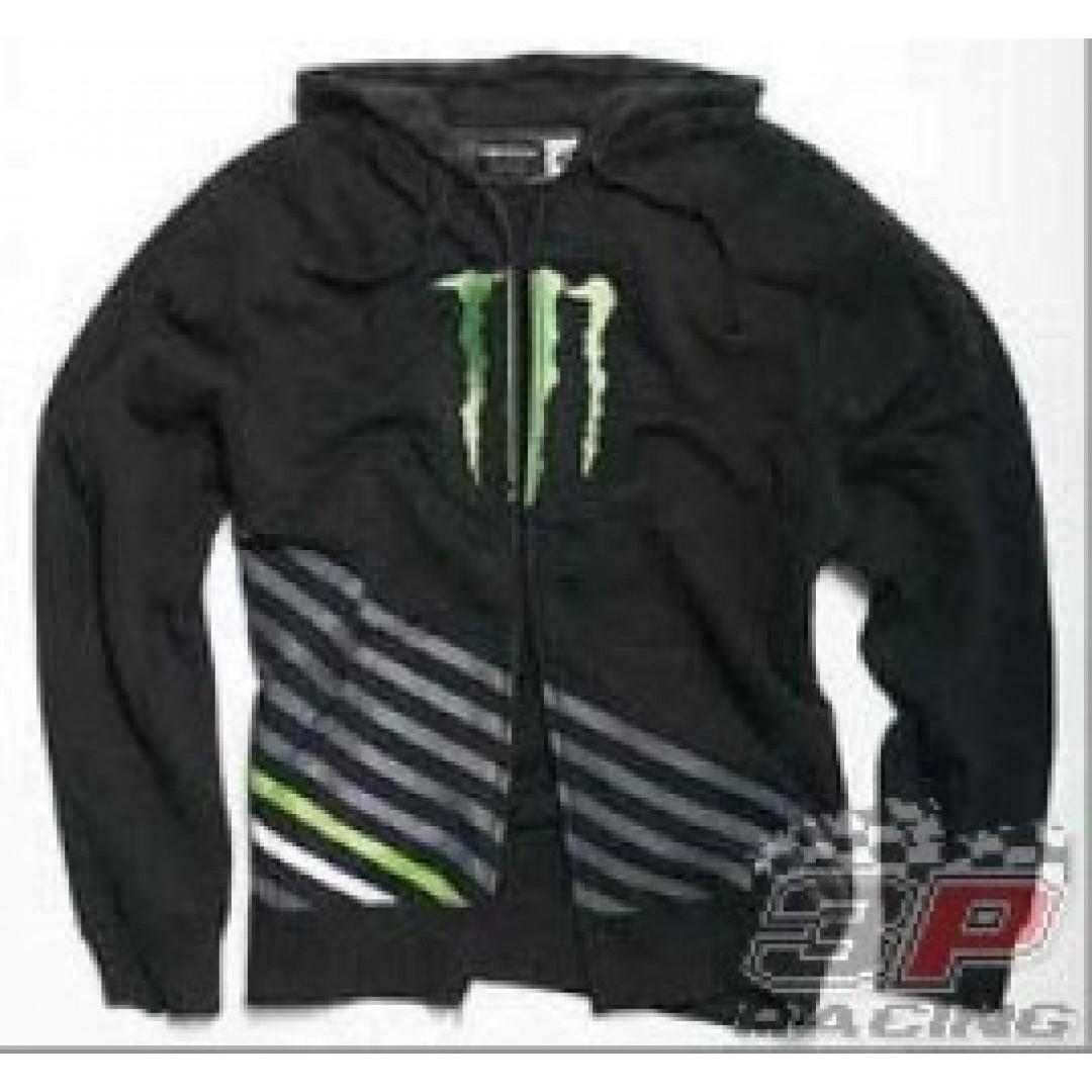 ONE Industries Monster Vert Zip Hoodie black 36028-001