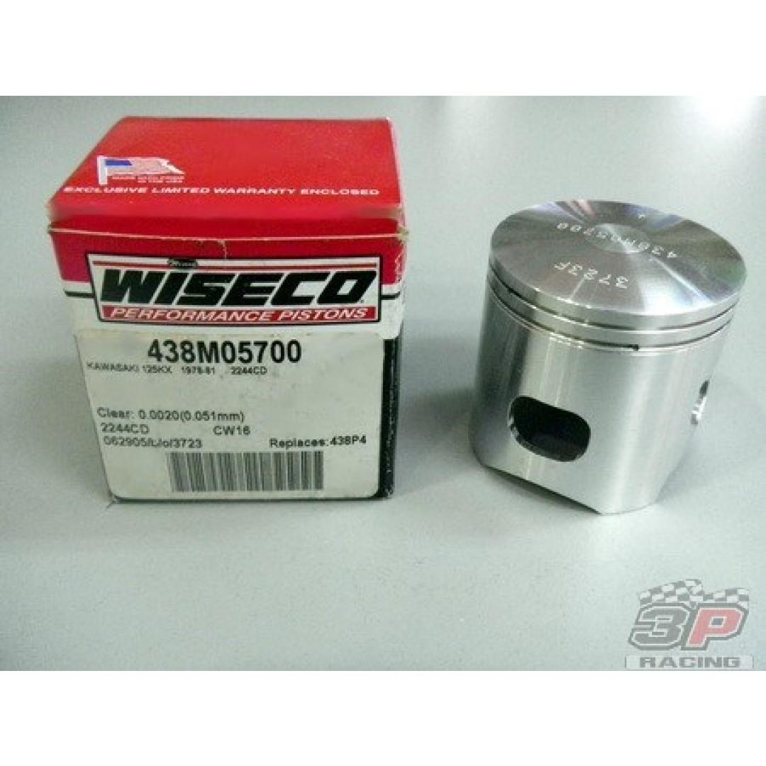 Wiseco piston kit 438M Kawasaki KX 125 1978-1981