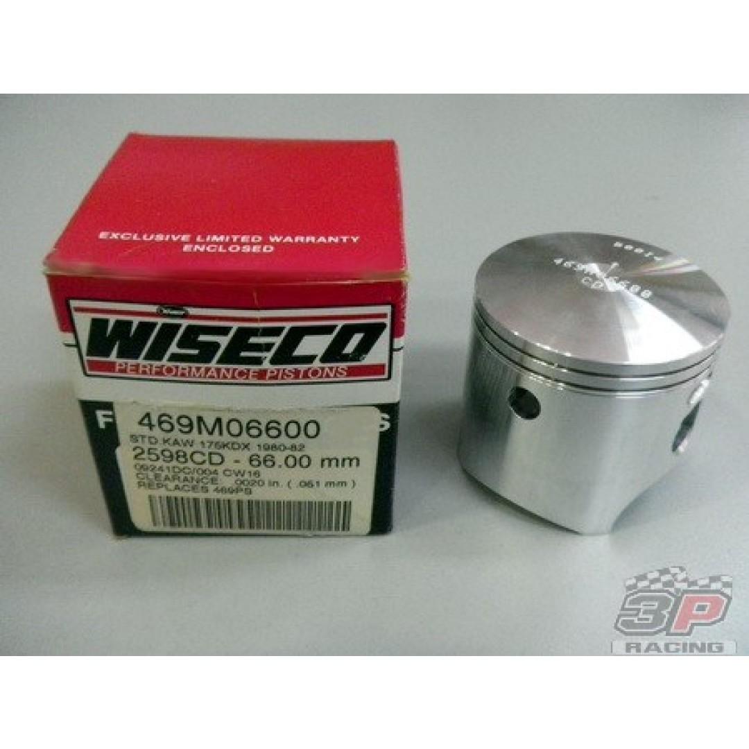 Wiseco piston kit 469M Kawasaki KDX 175 1980-1982