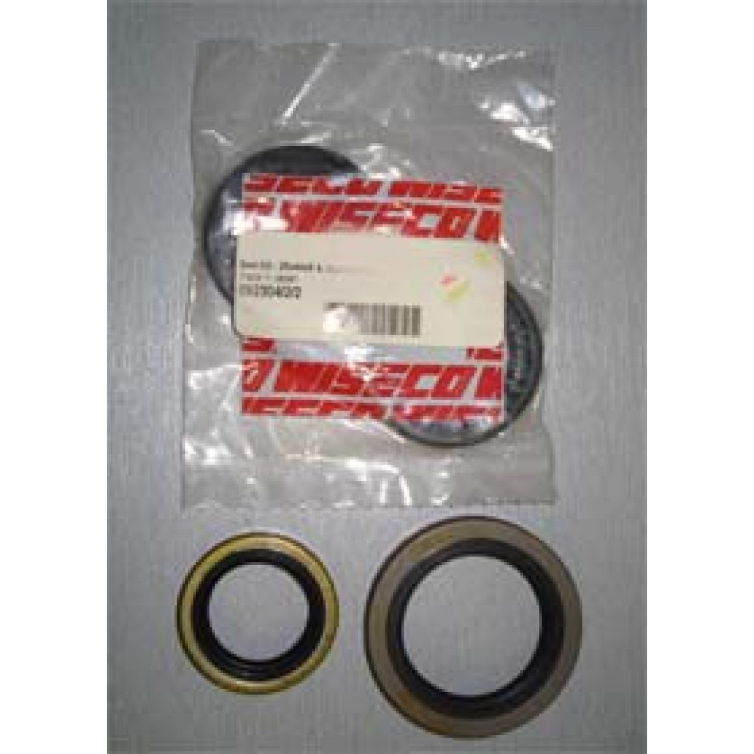 Wiseco crankshaft seal kit B6046 Kawasaki KX500 1983-2004