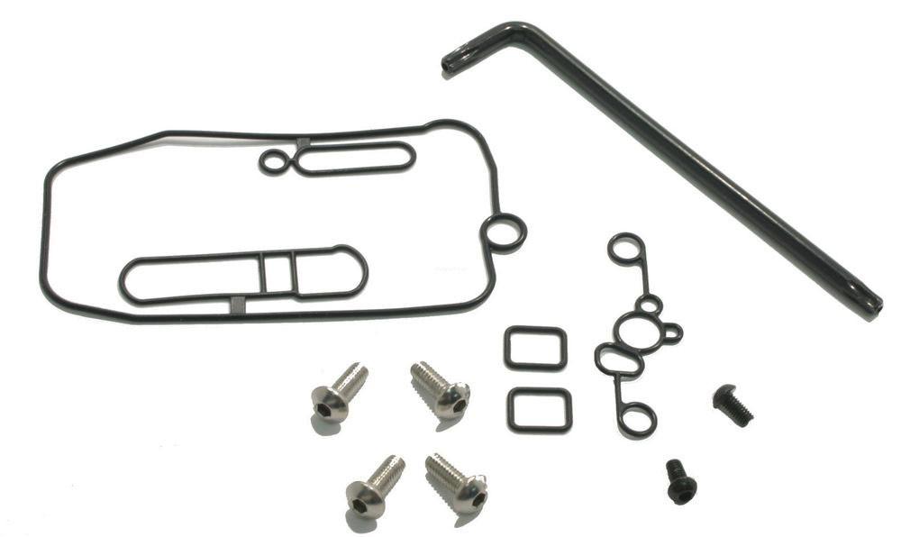all balls racing carburetor mid body gasket kit 26