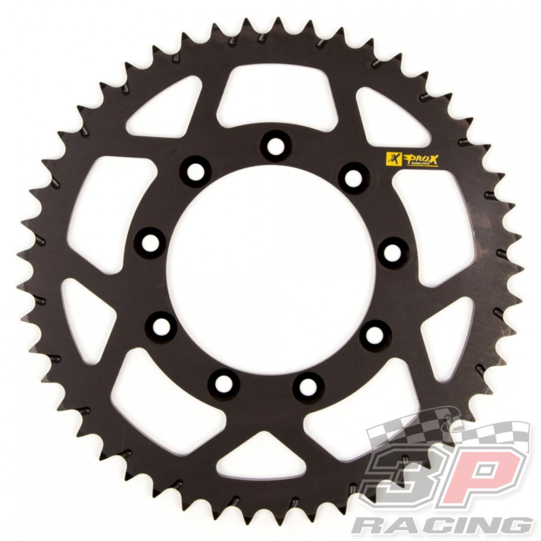 ProX rear alloy sprocket 07.RA73097 TM 125-530cc