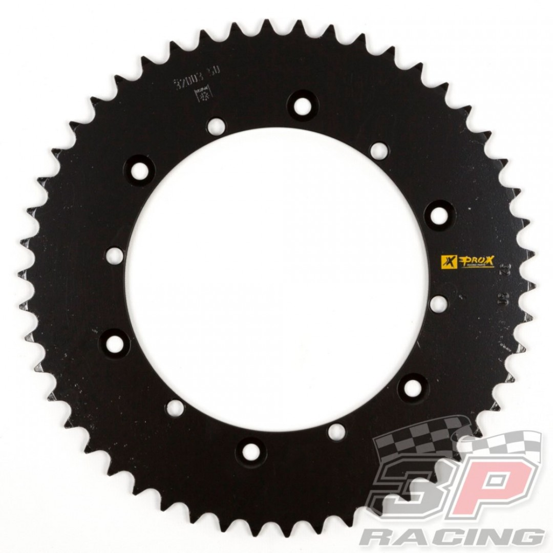 ProX rear ultralight steel sprocket 07.RS22080 Yamaha YZ 125, YZ 250, WR 250, XT 500