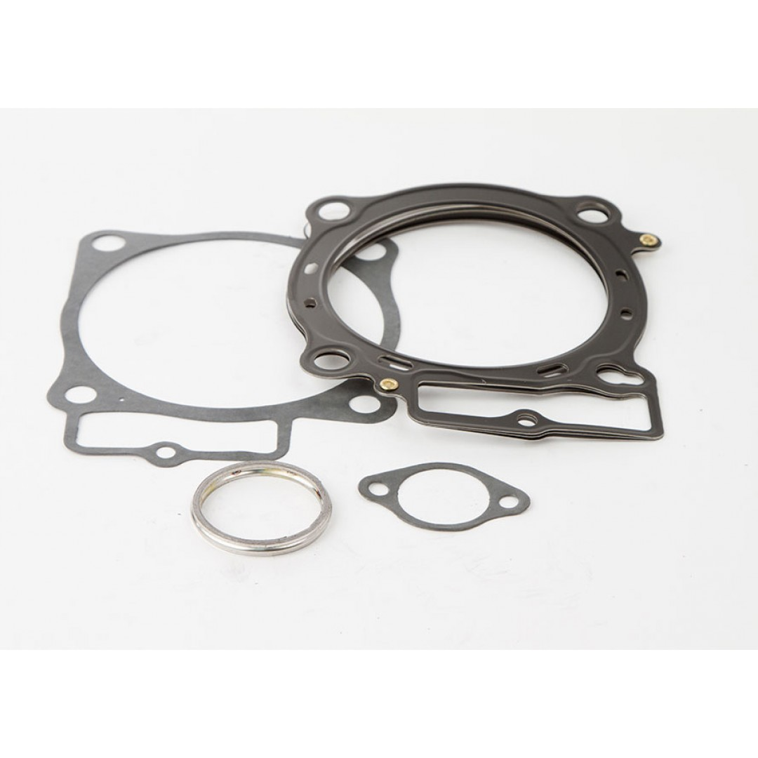 CylinderWorks BigBore +3mm cylinder head gaskets kit 99.00mm for Honda CRF450 CRF450R 2009 2010 2011 2012 2013 2014 2015 2016. 11006-G01. Set includes all necessary gaskets for a complete top end rebuild.