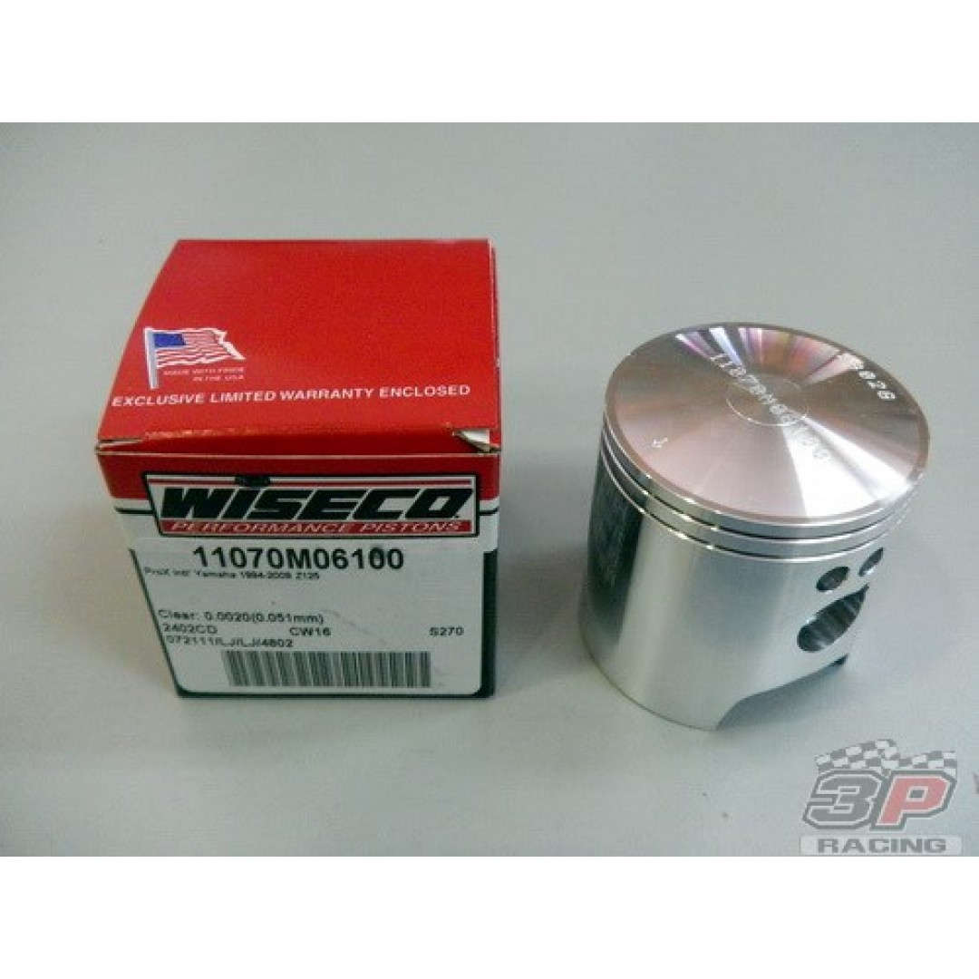 Wiseco piston kit 11070M Yamaha Z-125 All years