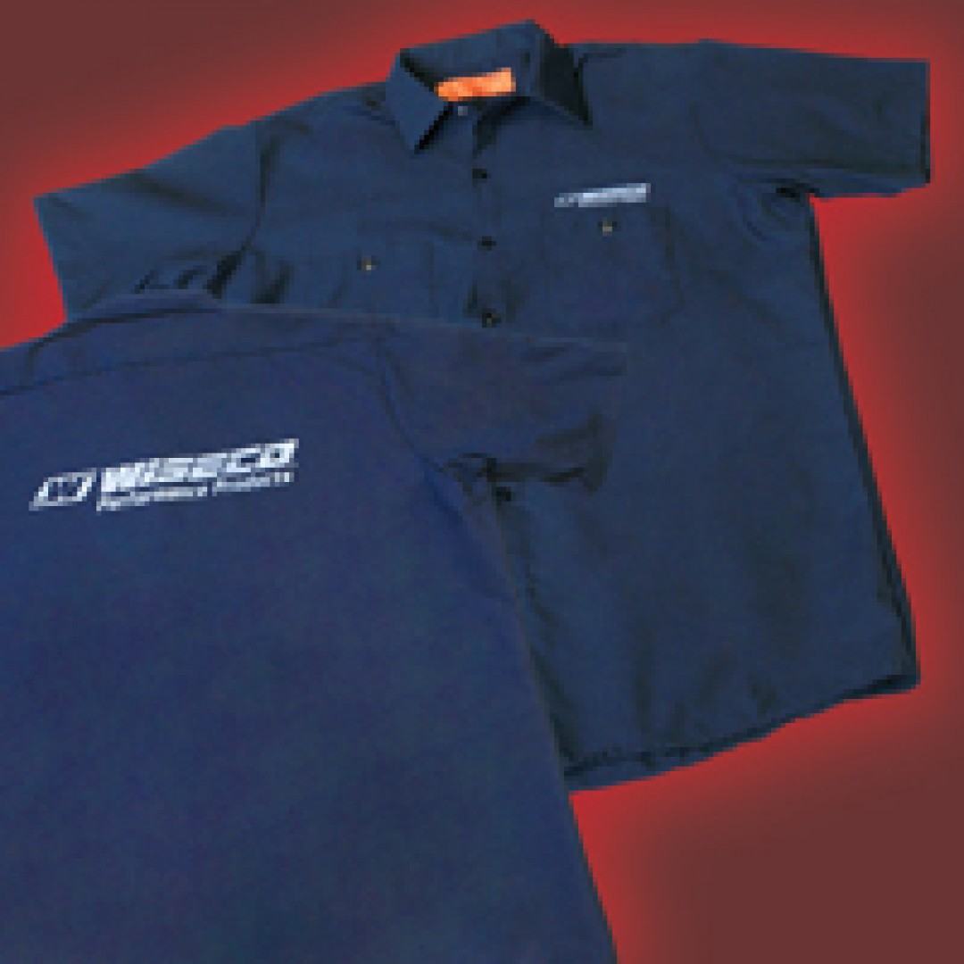 Wiseco Work shirt Navy W6478