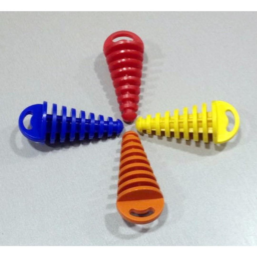 Accel small muffler plug AC-MP-01 2-stroke