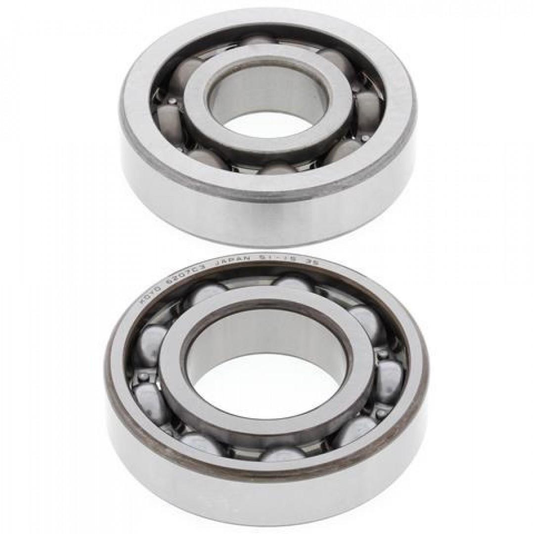 All Balls Racing crankshaft bearing set 24-1036 Kawasaki KLX 125, ATV Suzuki DR 100/125/200, LT-F LT 125/160/185/230/250, LT-4WD,LT-Z250,SP 100/125/200