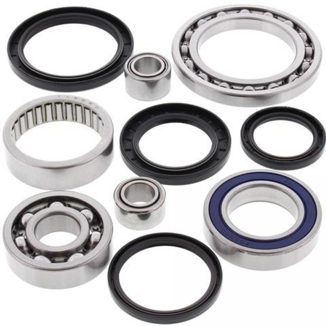 All Balls Differential Bearing and Seal Kit Rear 25-2030 ATV Yamaha Moto-4 200/225/250/350, YFB250FW Timberwolf, YFM350FW Big Bear, YTM 200/225