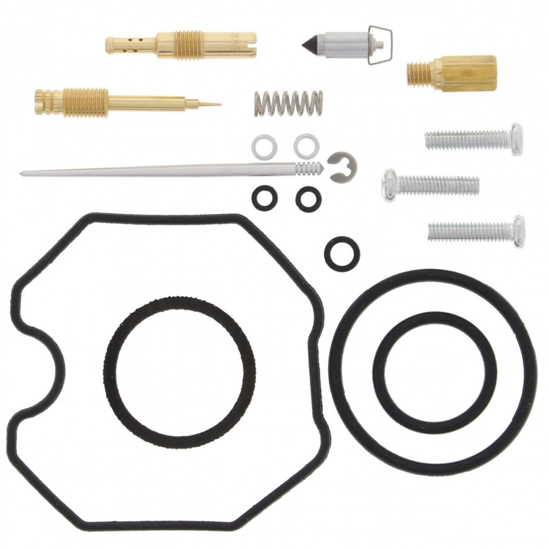 All Balls Racing carburetor rebuild kit 26-1020 ATV Polaris Scrabbler 500 2x4 2000-2009, Scrambler 500 4x4 1997-2009