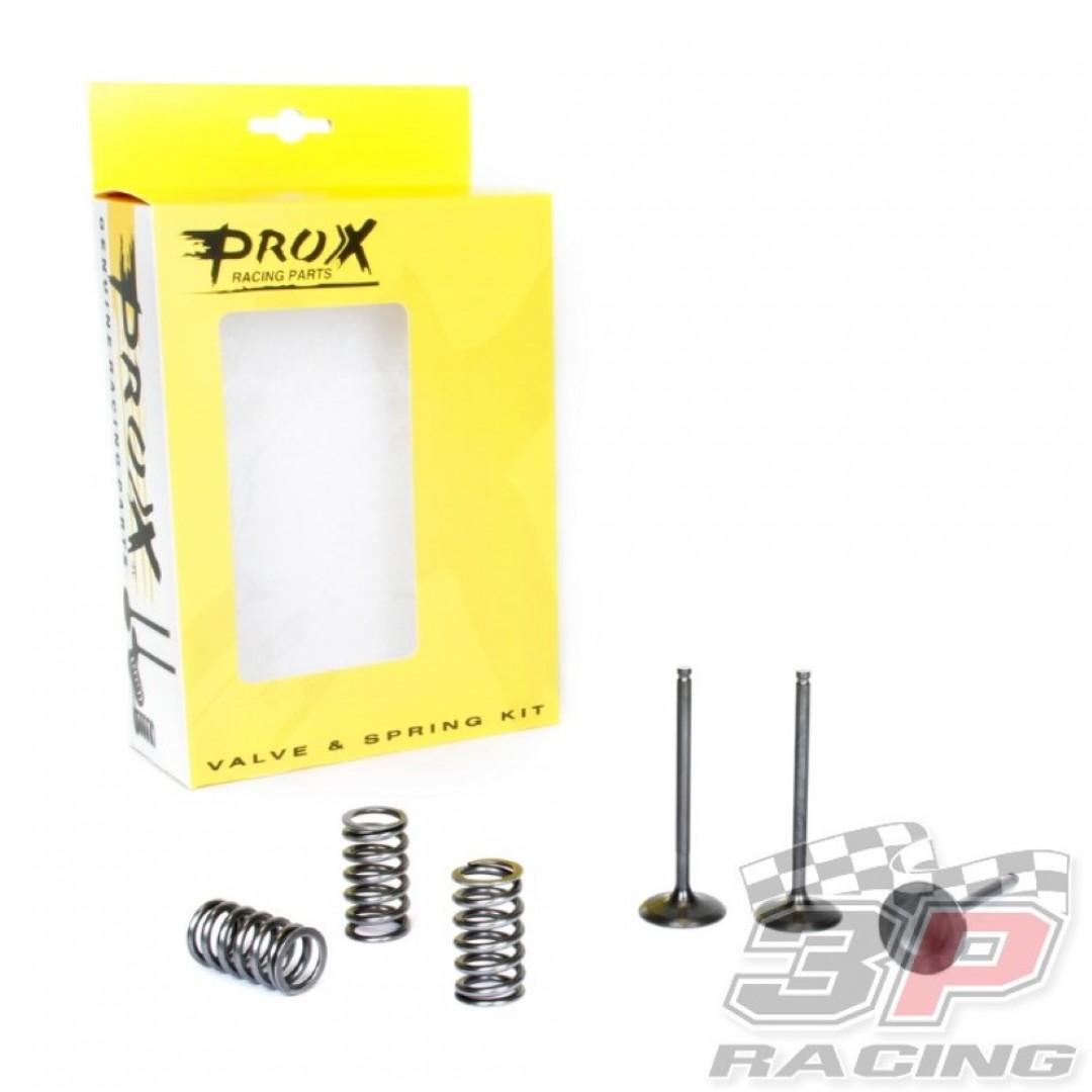 ProX steel intake valves & springs set 28.SIS2424-2 Yamaha YZF 450, WRF 450, ATV YFZ 450, YFZ 450R, Gas Gas EC 450F