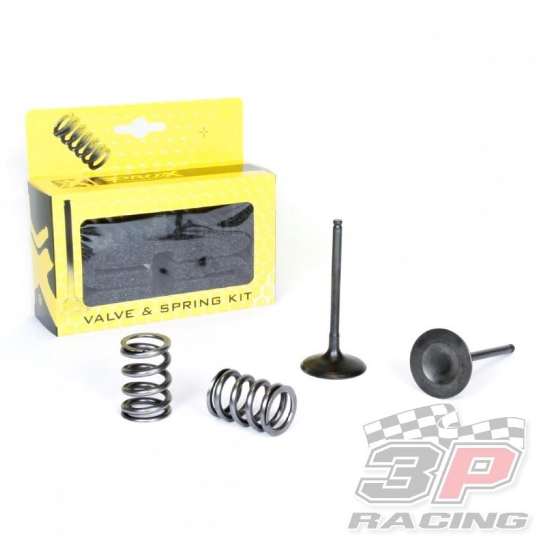 ProX steel intake valves & springs set 28.SIS3405-2 Suzuki RMZ 450 2005-2006