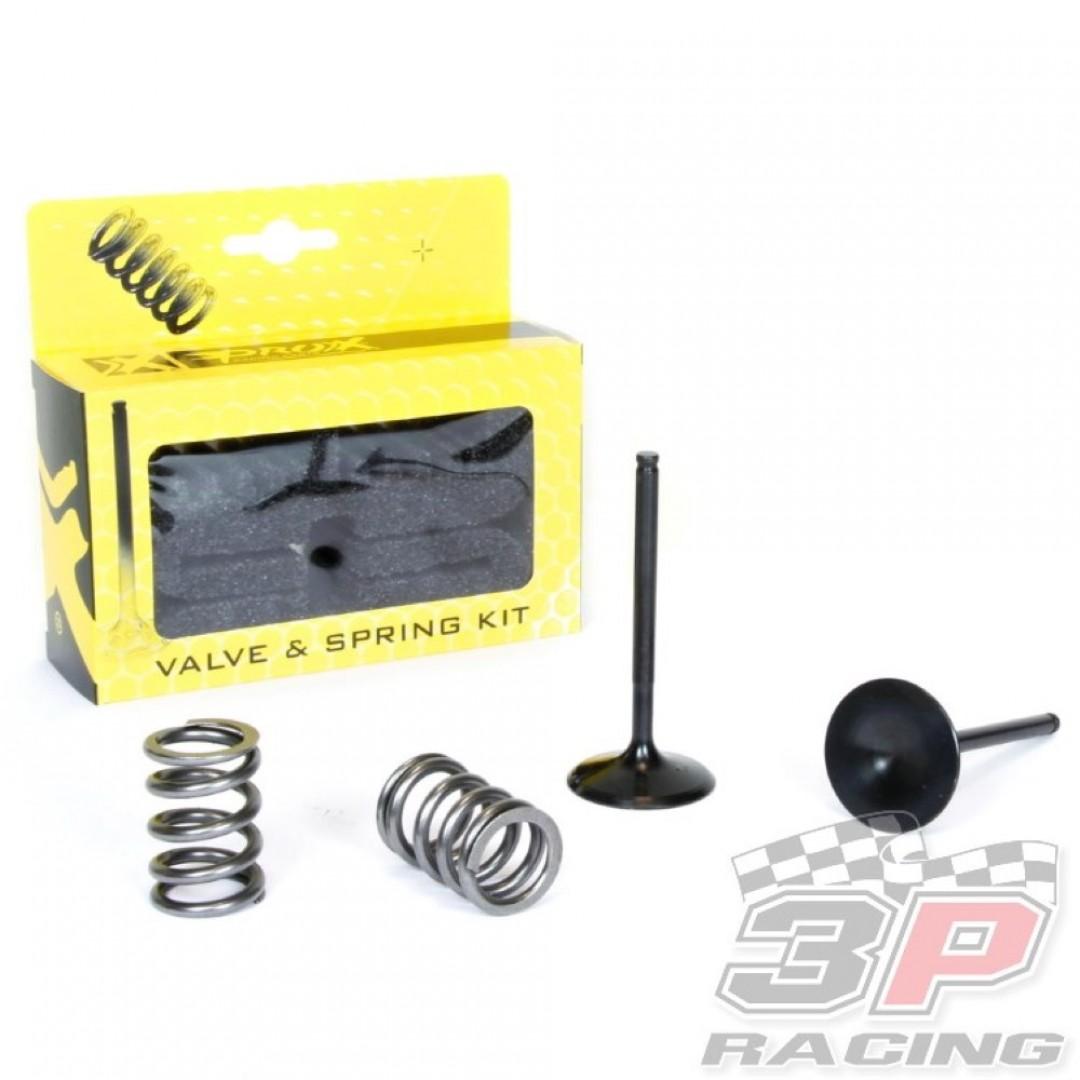 ProX steel intake valves & springs set 28.SIS3406-2 Suzuki LT-R 450 2006-2011
