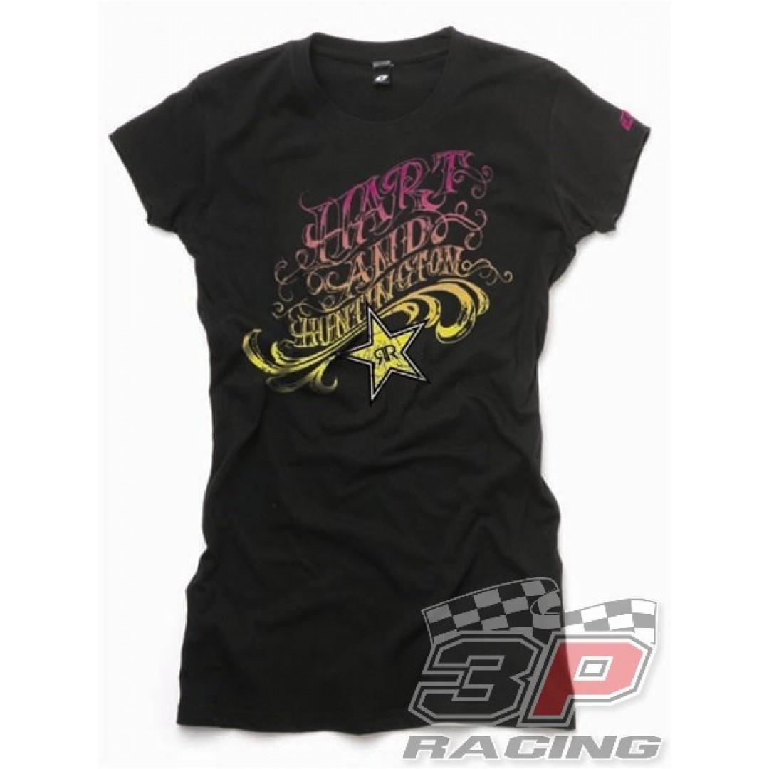 ONE Industries H&H Hot Wheels girls tee black 33043-001