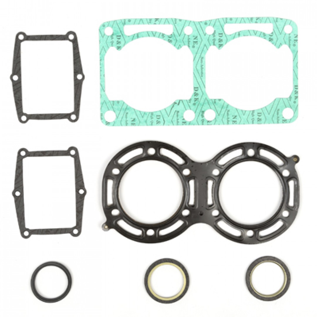 ProX 35.2008 cylinder head & base gaskets kit for Yamaha PW80 1983 1984 1985 1986 1987 1988 1989 1990 1991 1992 1993 1994 1995 1996 1997 1998 1999 2000 2001 2002 2003 2004 2005 2006. P/N: 35.2008.All gaskets, rubber parts and valve seals