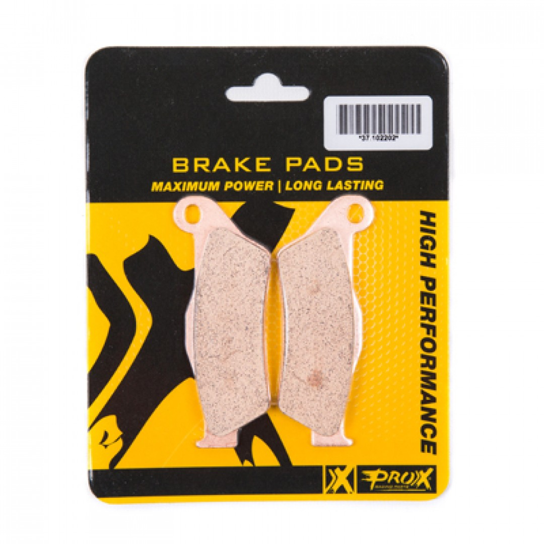 ProX brake pad set 37.102202 KTM, Husaberg, Husqvarna, TM, Sherco, BMW, ATV Gas Gas