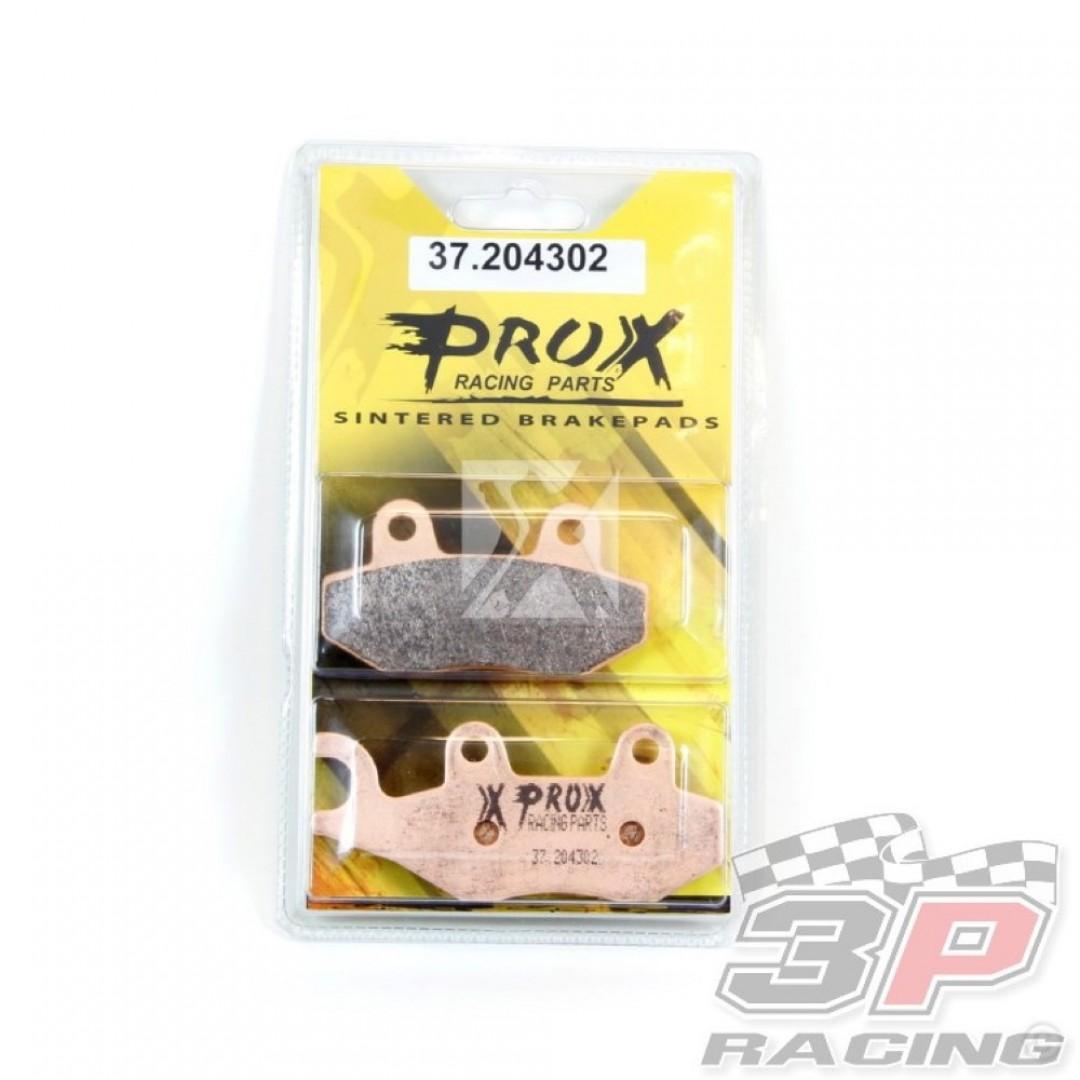 ProX brake pad set 37.204302 Kawasaki KVF 750, Suzuki LT-F 300F, LT-R 450, Yamaha YFZ 450, YFZ 450R, YXR 660 Rhino, YFM 700R Raptor, YXR 700 Rhino