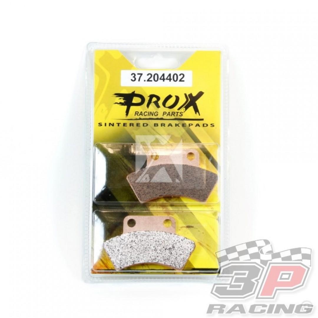 ProX brake pad set 37.204402 ATV Polaris Trail Blazer 250, Trail Boss 250, Scrambler 400, Sport 400L, Sportsman 400, Xplorer 400L, Scrambler 500, Sportsman 500
