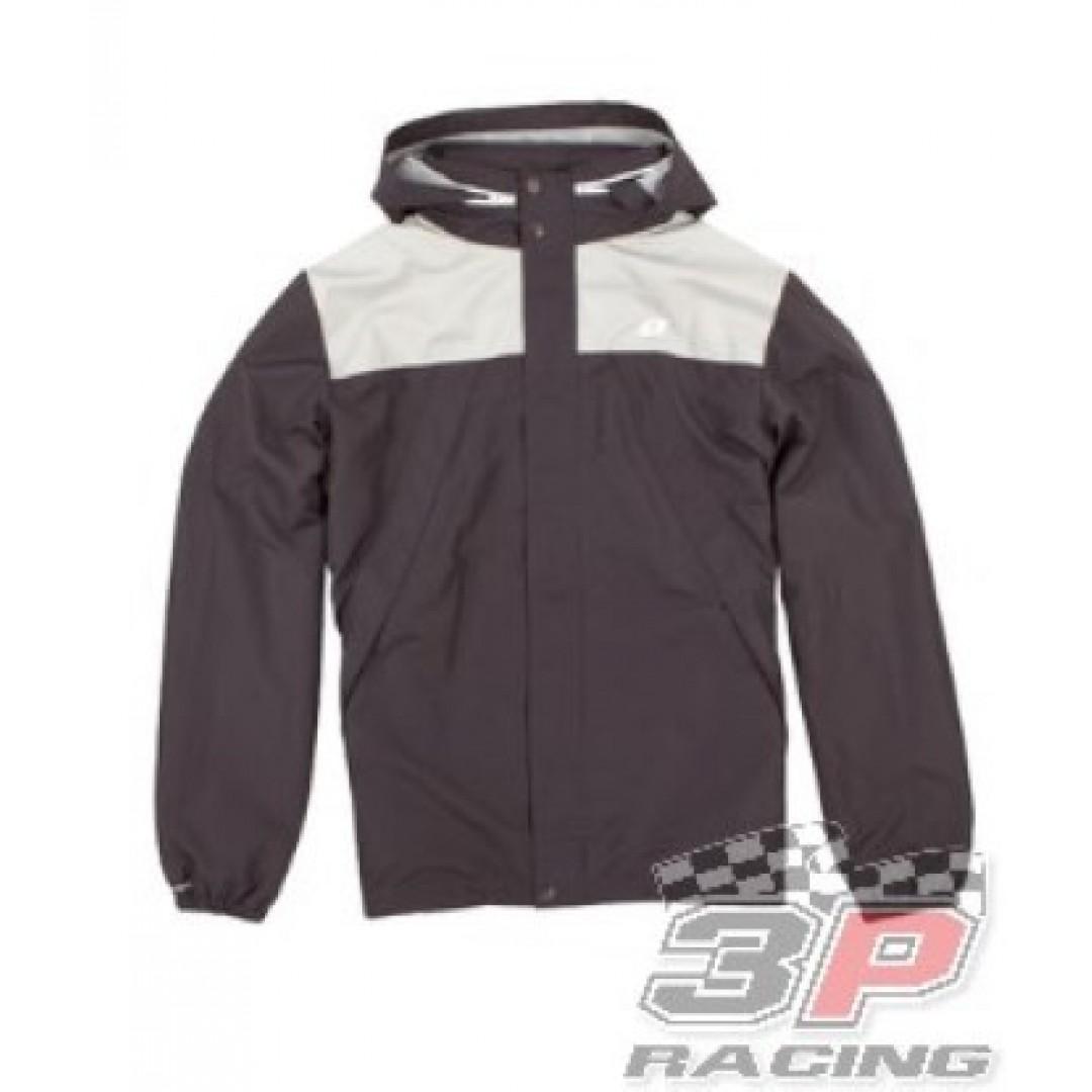 ONE Industries Amago Ripstop windbreaker jacket India Ink Grey 39042-211