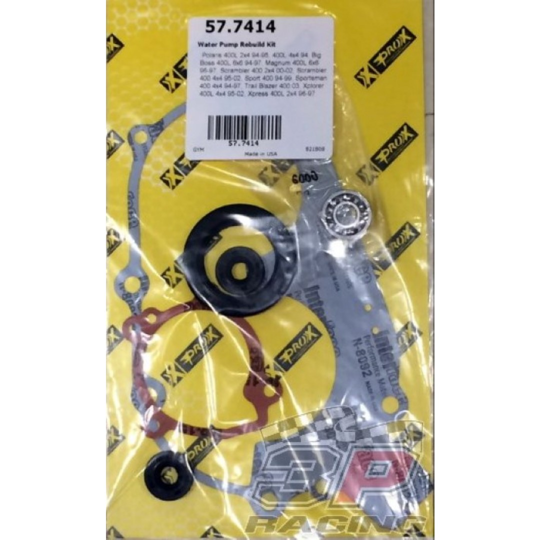 ProX water pump rebuild kit 57.7414 Polaris