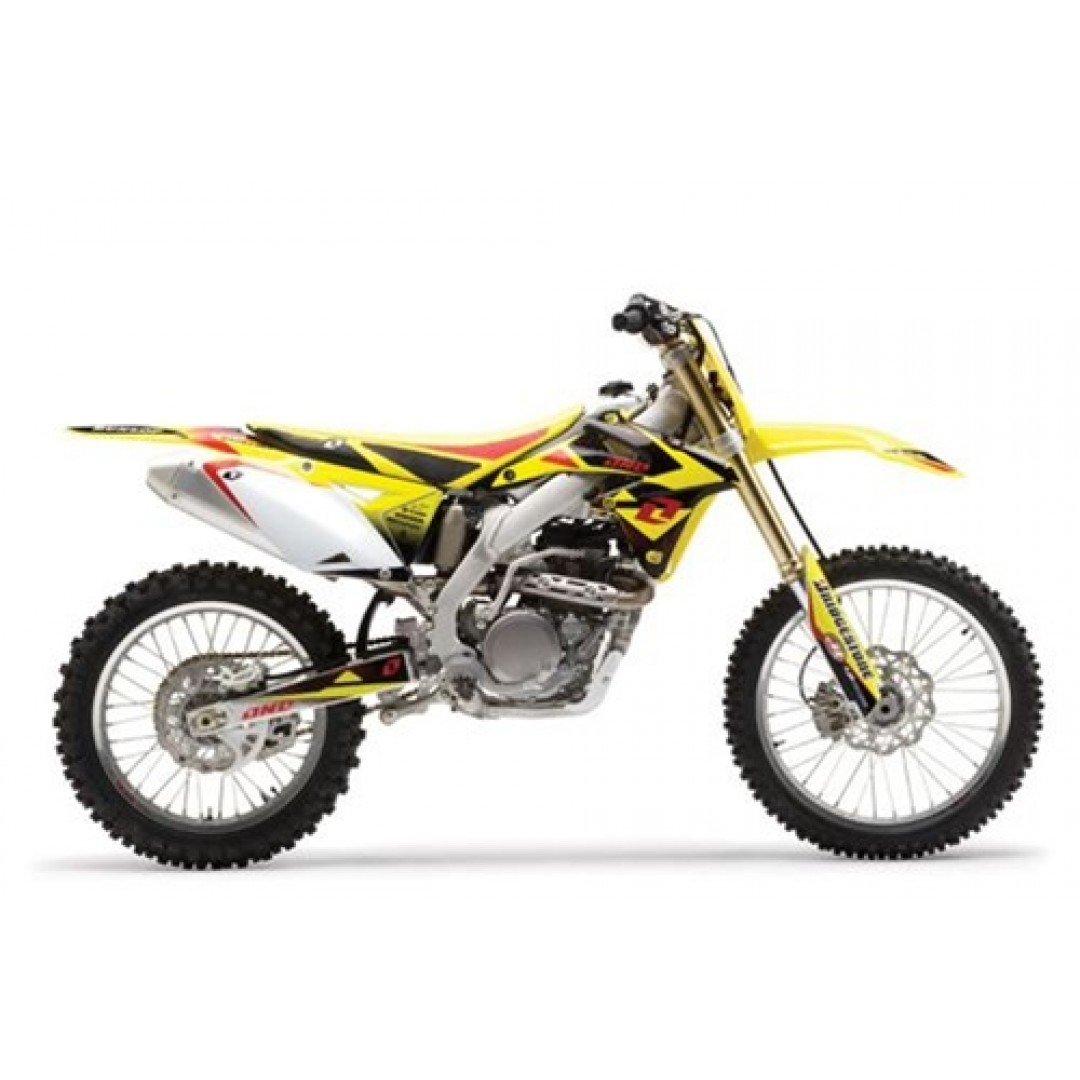 ONE Industries Graphic kit 64010-010-005 Suzuki RMZ 450 2008-2012