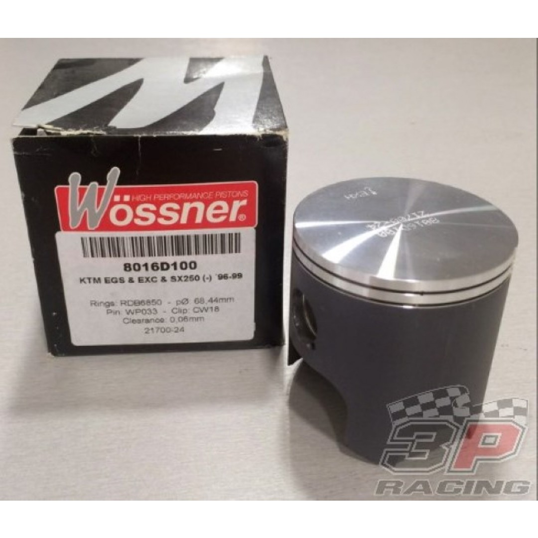 Wossner piston kit 8016D KTM SX 250 ,KTM EXC 250 2T