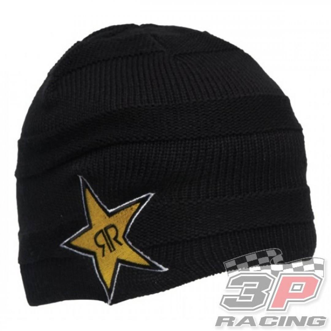 ONE Industries Rockstar Korma beanie Black 82123-001-001