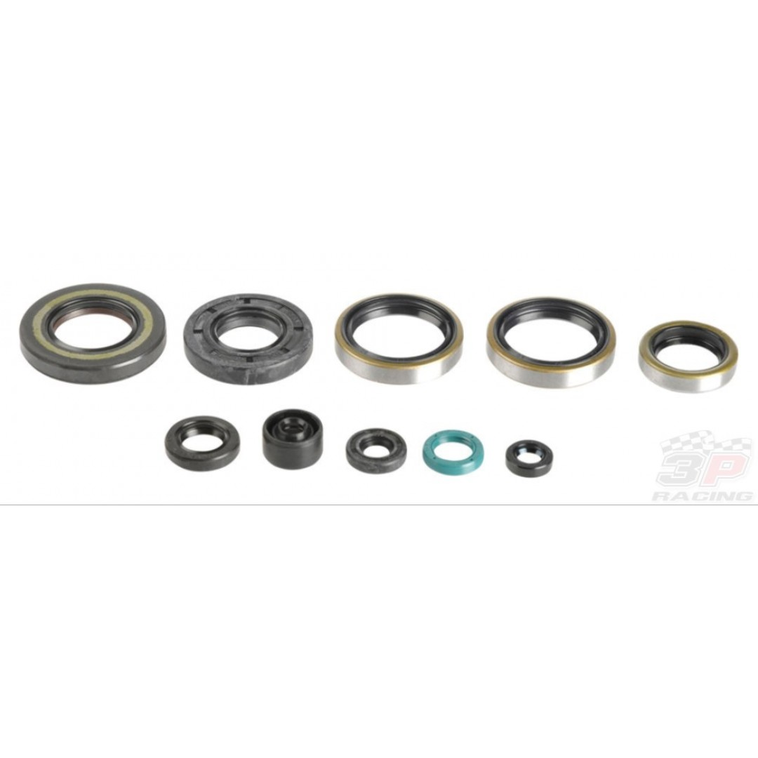 Vertex engine oil seals kit 860VG822257 Kawasaki KX 250 2005-2008