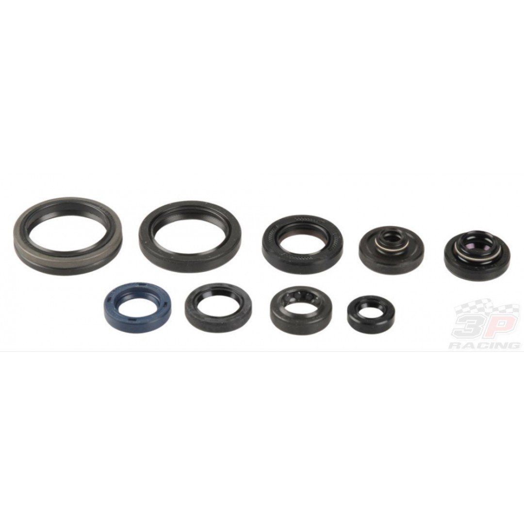 Vertex engine oil seals kit 860VG822267 Suzuki RM 125 2001-2003