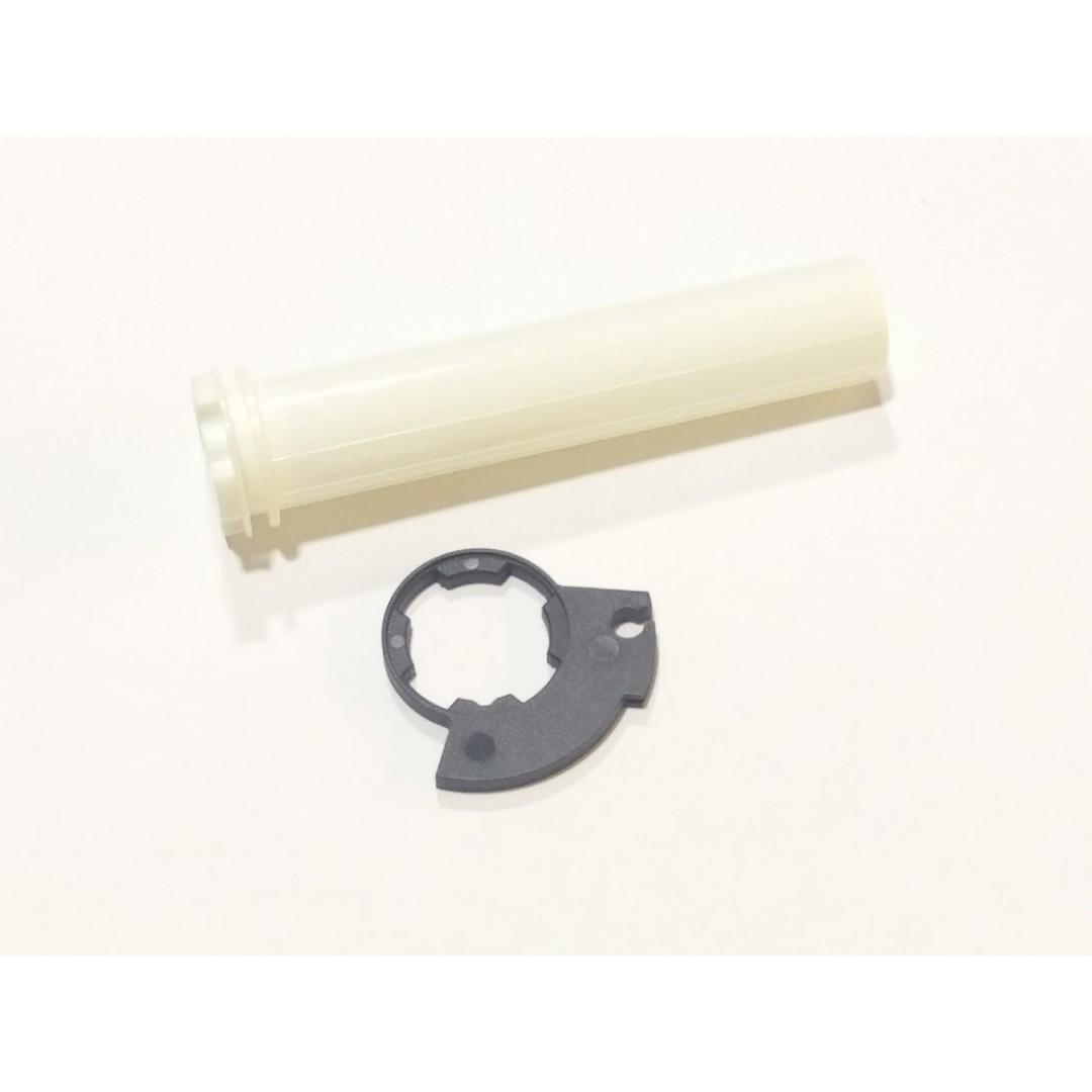 Accel internal plastic for throttle tube AC-TR-PT-F-7801 Kawasaki KX 125/250, Suzuki RM 125/250