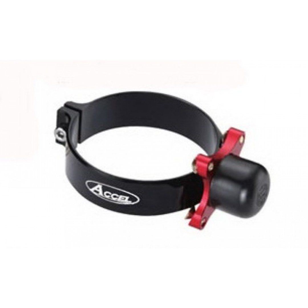 Accel open type launch control - Fits without taking of the forks. For Yamaha YZ125, YZ250, YZ250X, YZF250 YZ250F YZ 250F, YZ250FX YZ250FX YZF250X, YZ450FX YZ 450FX YZF450X, YZF450 YZ450F YZ 450F 2010-2019. P/N: AC-OLC-413-K