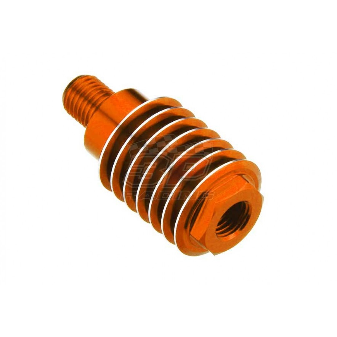 Accel brake cylinder cooler Orange AC-BCC-02-OR KTM SX/SX-F & EXC/EXC-F, Husaberg FE/FC & TE/TC, Husqvarna TE/TC & FE/FC
