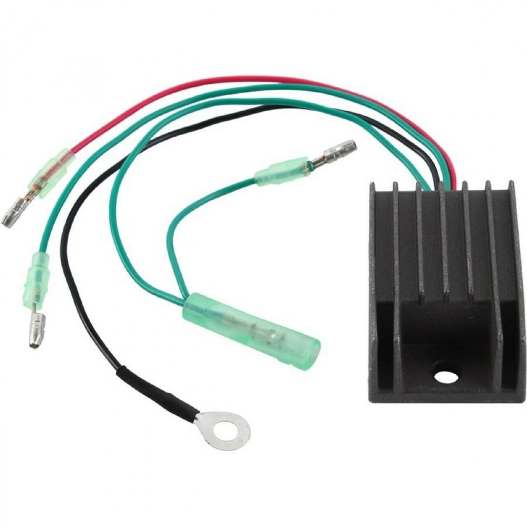 Arrowhead voltage regulator AUN6001 Jet Ski Yamaha GP 1200, SUV 1200, Wave Venture 760, LST 1200, XLT 800, EXT 1100 Exciter, EXS 1200, LST 1200