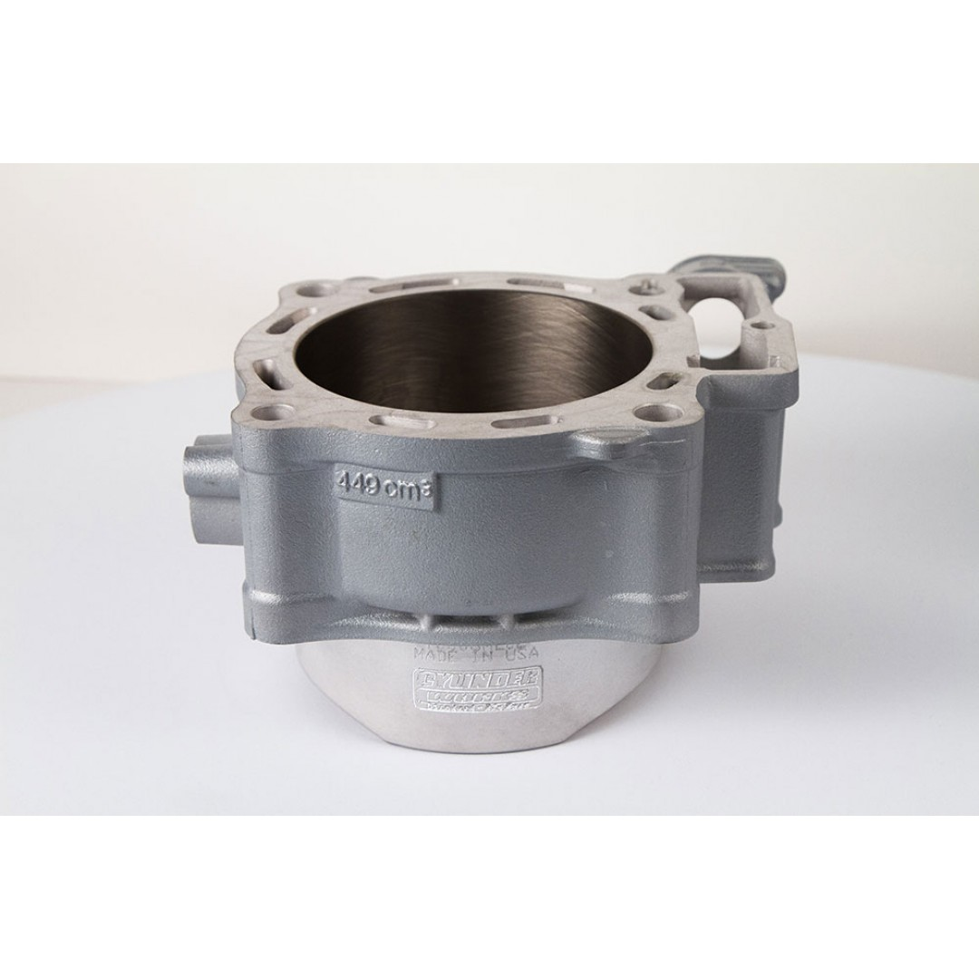 CylinderWorks 10006 standard bore cylinder OEM diameter 96.00mm for Honda CRF450 CRF450R CRF 450 2009 2010 2011 2012 2013 2014 2015 2016. Replaces Honda OEM part 12100-MEN-A50. P/N: 10006