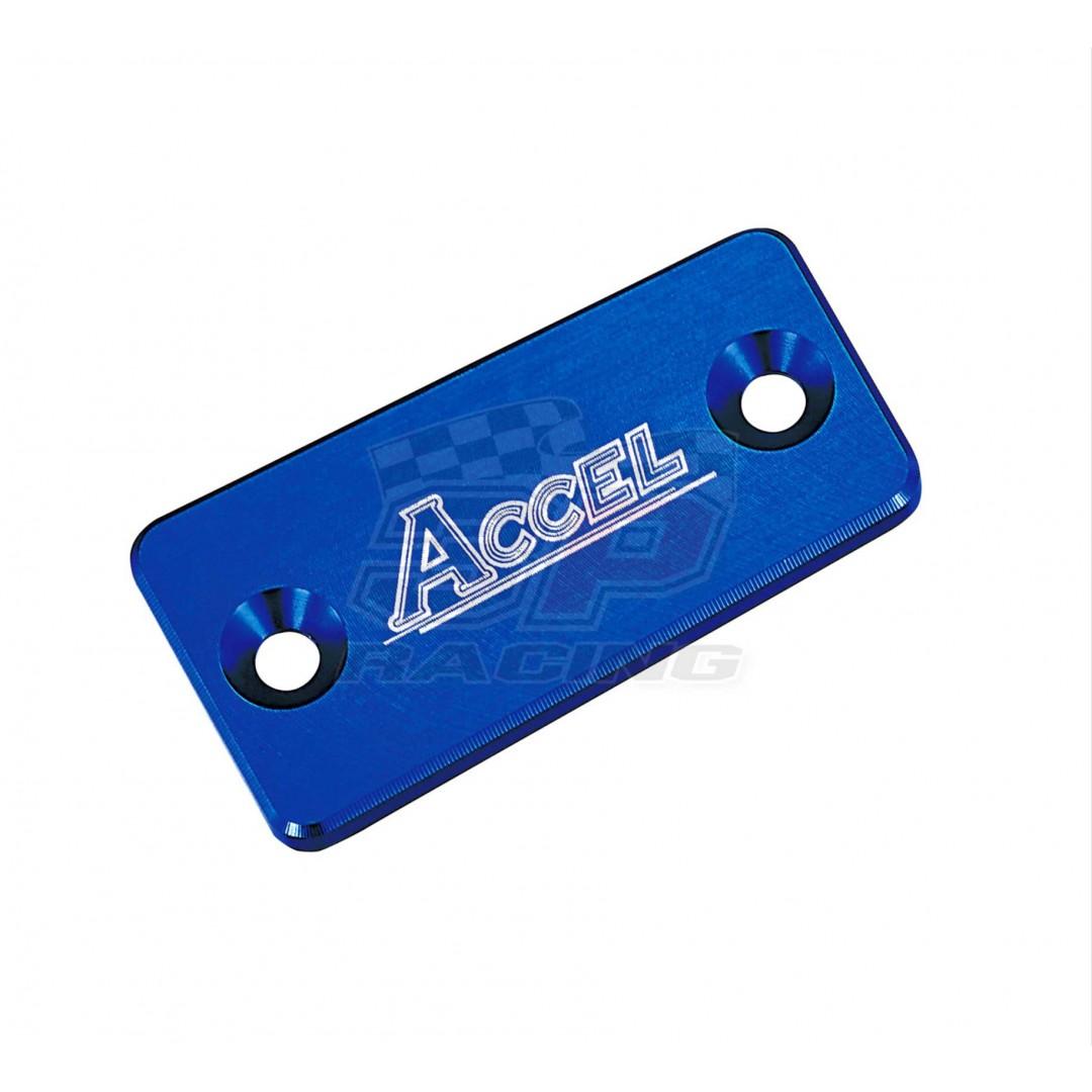 Accel Clutch reservoir cover New Magura Blue AC-FCC-03-BL 25002033000 50302033200 Husqvarna TE TC TX 125 150 250 300, FE FC FS FX 250 350 450 501, 701 Enduro Supermoto, Husaberg FE FS 390 570