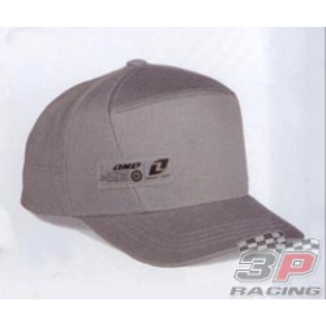 ONE Industries Wheeler hat Grey HA-WHGR