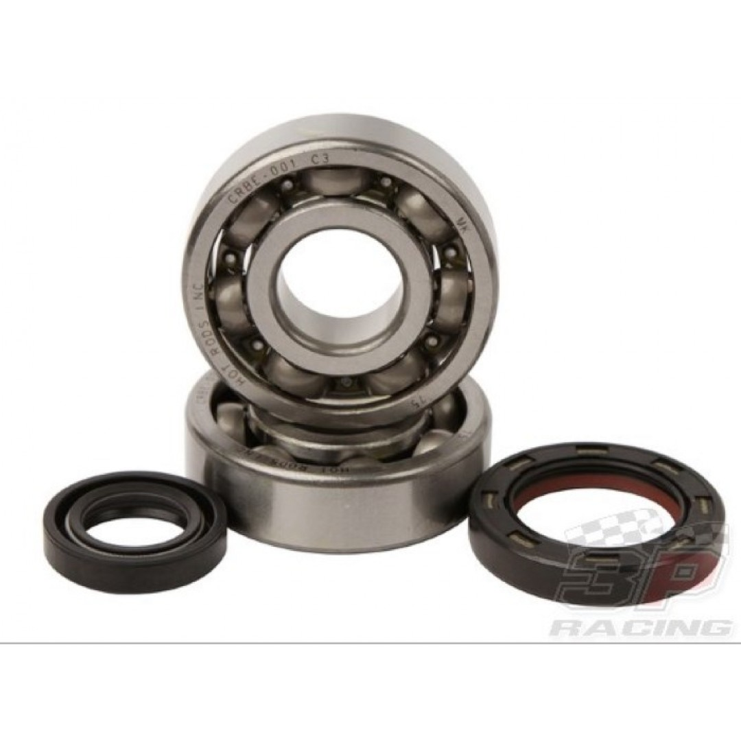 Hot Rods crankshaft bearings and seals kit K002 Honda CR 125 1990-2007