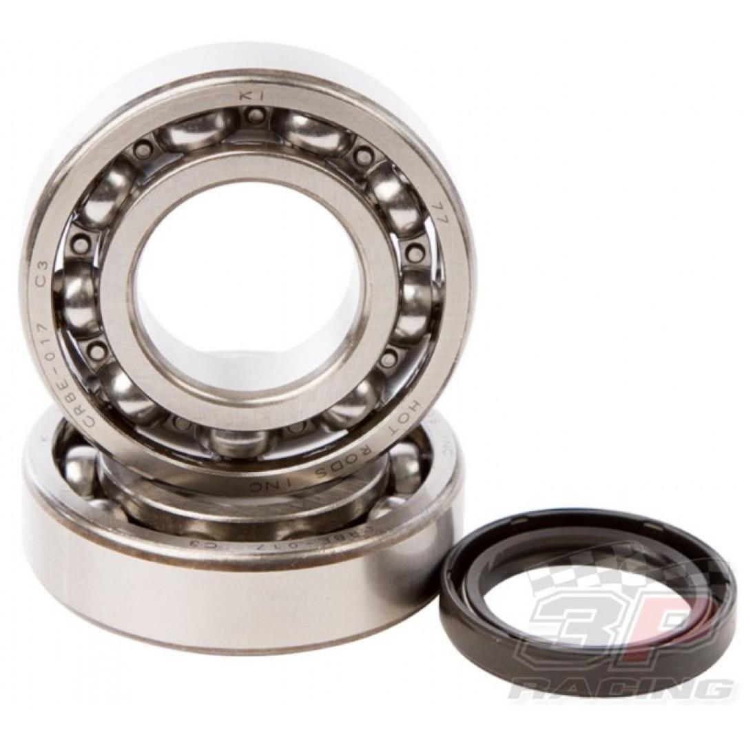Hot Rods crankshaft bearings & seals kit K043 Kawasaki KXF 2004-2014, Suzuki RMZ 250 2004-2006