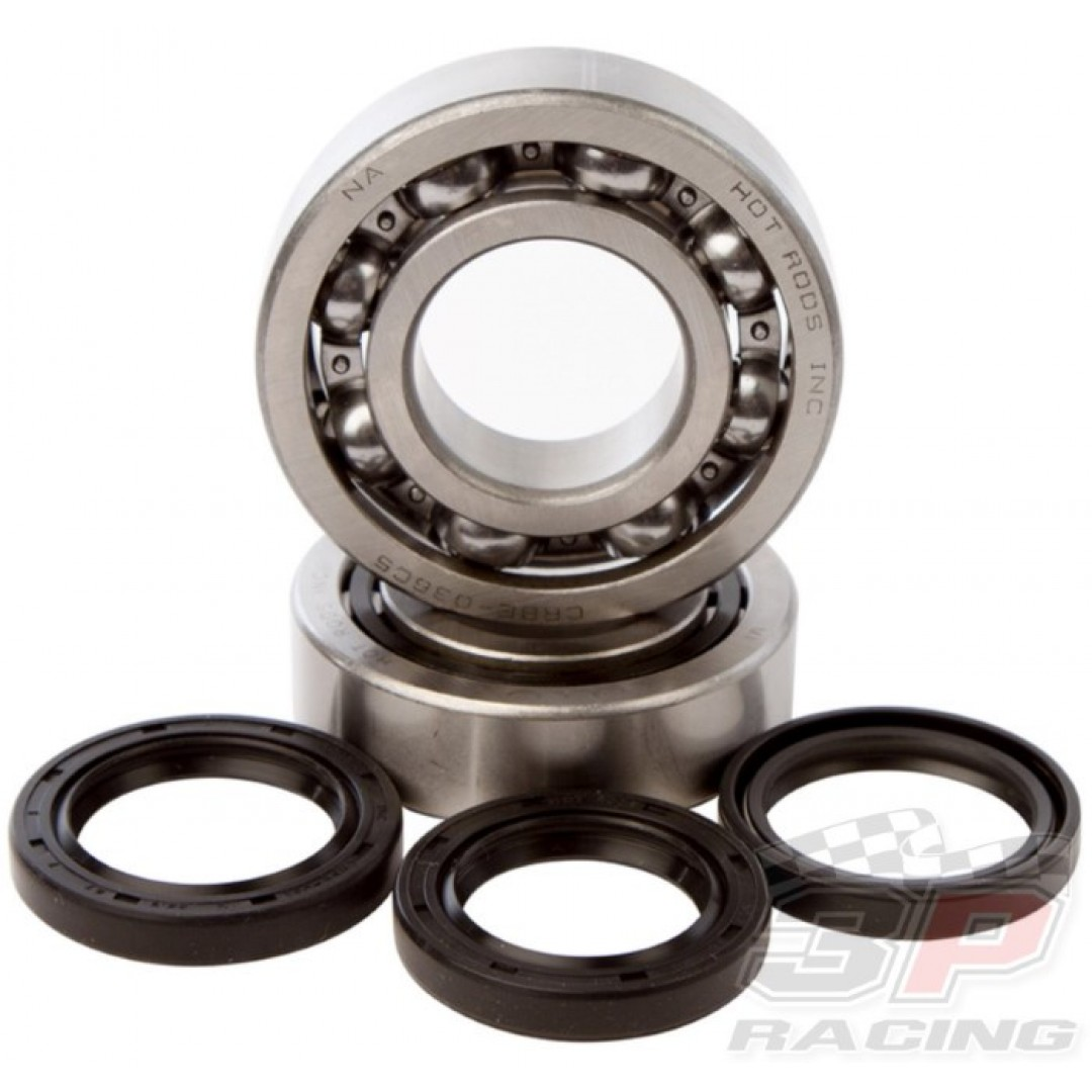 Hot Rods crankshaft bearings & seals kit K046 Honda TRX 450ER 2004-2005, TRX 450R 2004-2005