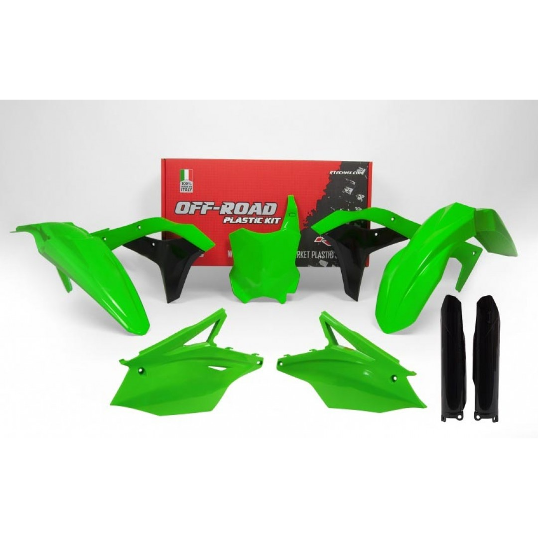 Racetech plastic kit R-KITKXFVF0519 Kawasaki KXF 250 2017