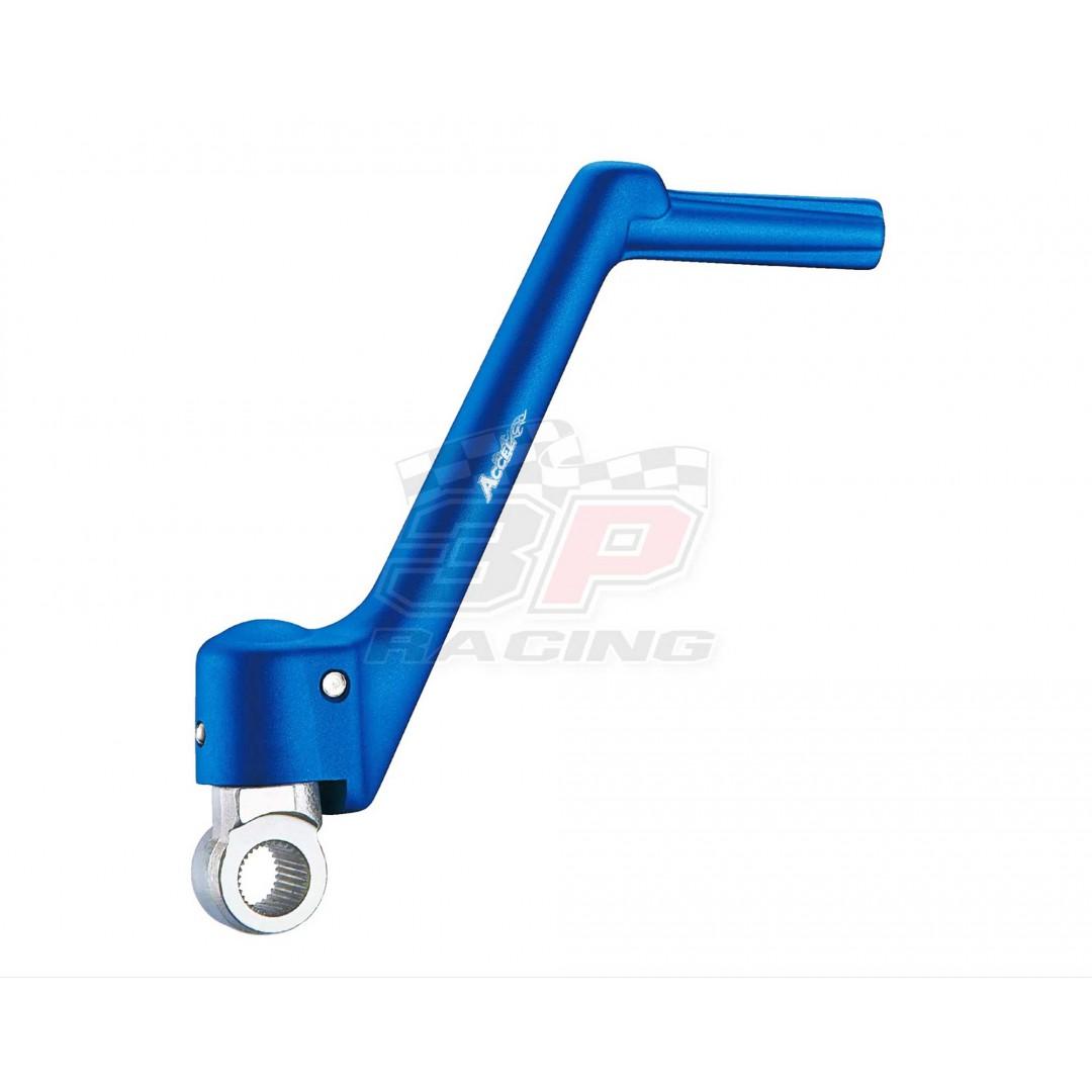Accel kick starter Blue AC-KST-203-BLUE 4DB-15620-10-00 Yamaha YZ 125 1986-2019