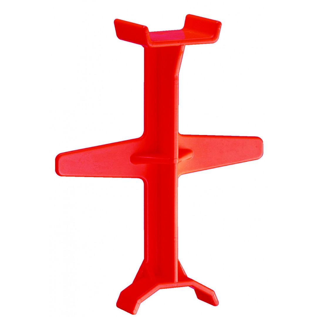 Accel front wheel 29cm /chock Red AC-MA-401-RD