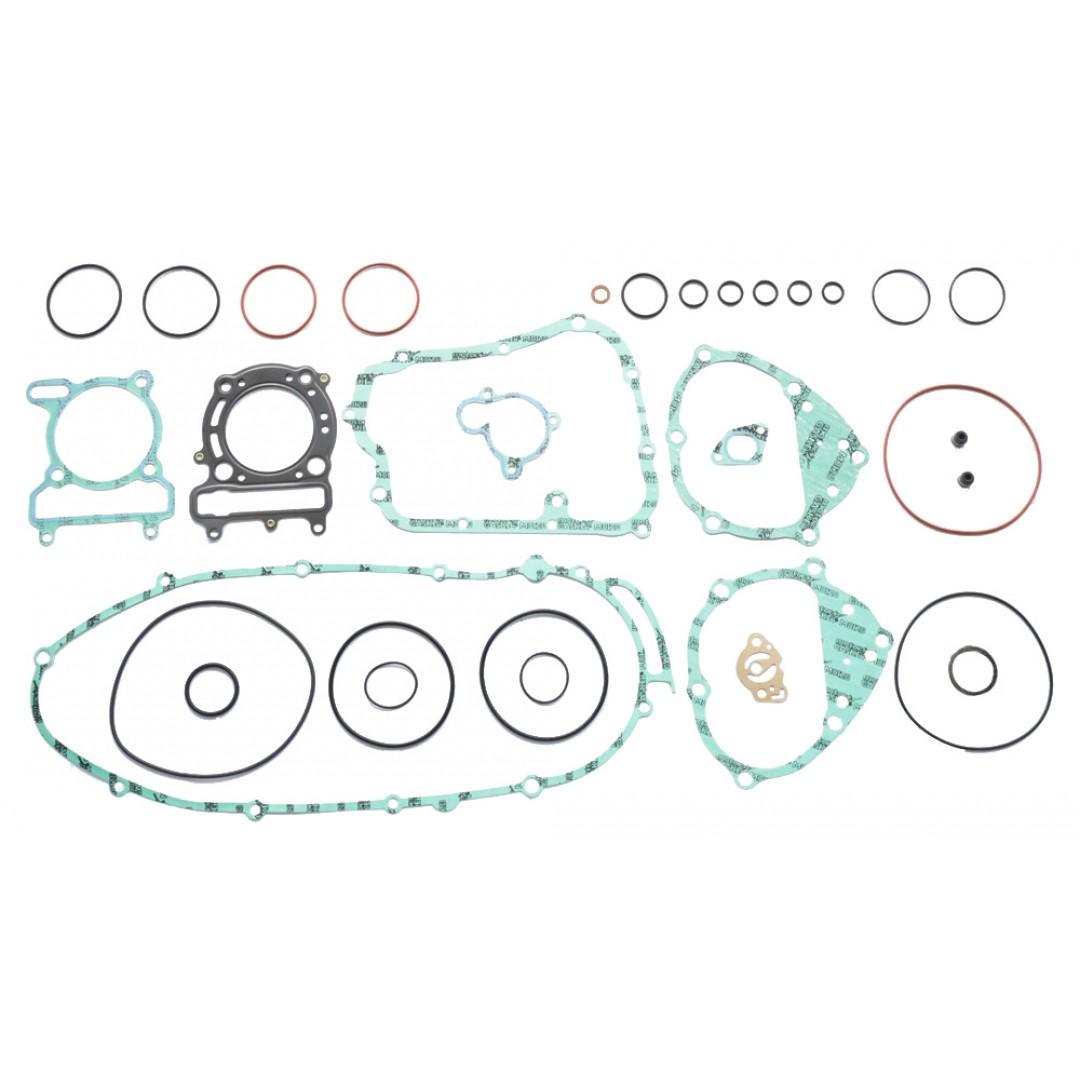 Athena P400485850249 full gaskets kit for Yamaha XCity 250, XMAX250, XMAX 250, YP250 Majesty Majesty250, aprilia Leonardo250, Benelli Velvet250, Malaguti Madison250, MBK Skyliner250. Bottom gasket, cylinder head, clutch side cover, alternator