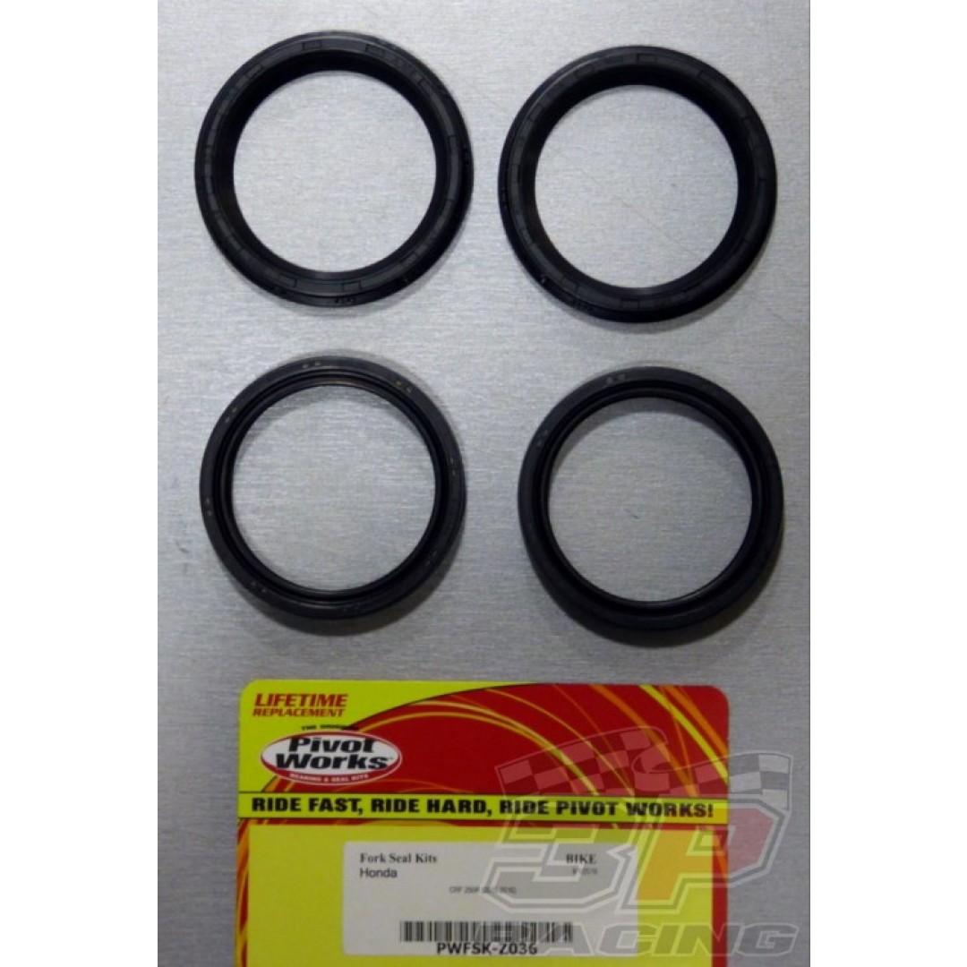 Pivot Works fork oil seals & dust seals kit PWFSK-Z036 Honda CRF 250R 2015-2016