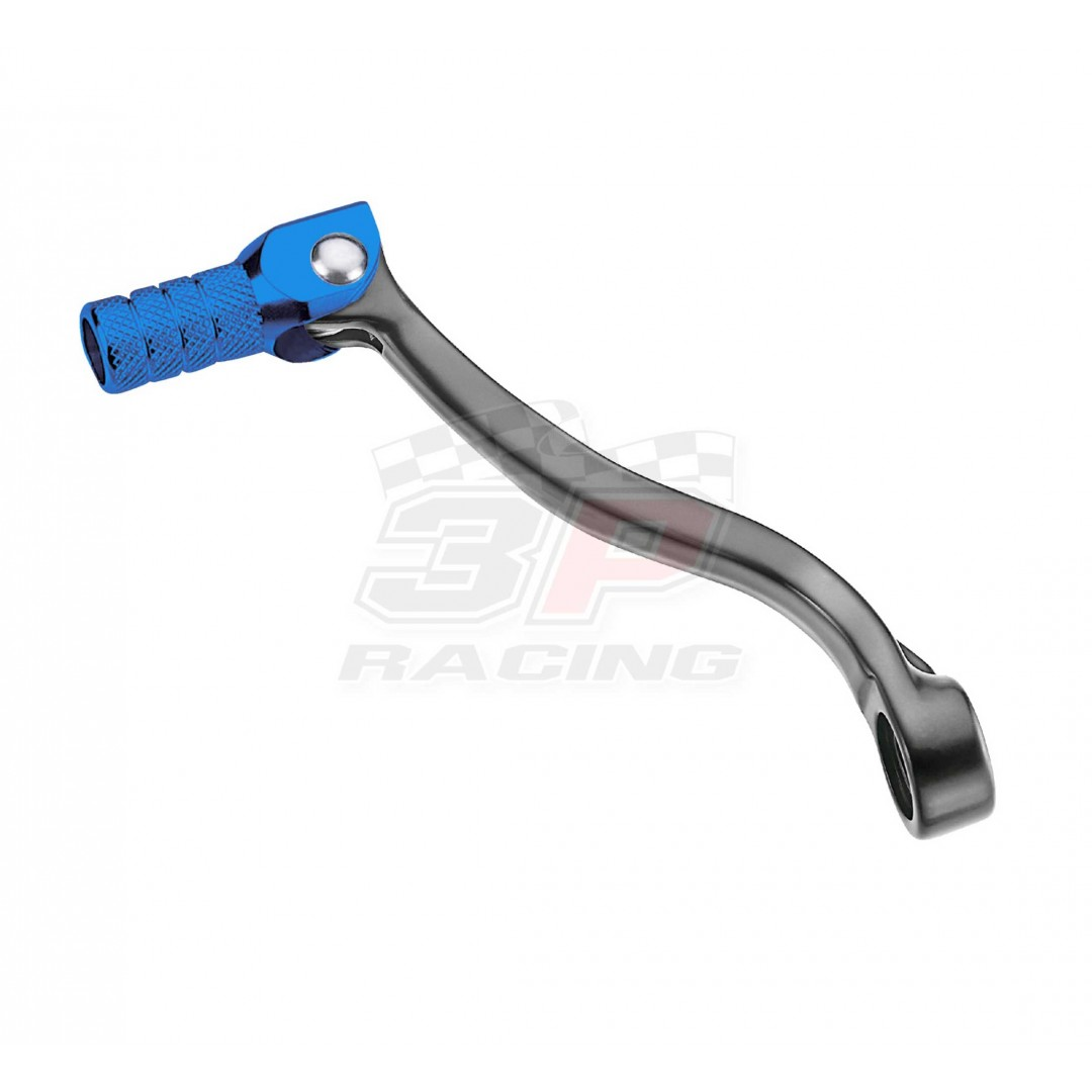Accel CNC Black / Blue gear shifter change lever Husqvarna OEM 79434031000 79434031100 for Husqvarna TC125 FC450 FE450 FE501 FS450 FX450 2016 2017 2018 2019 2020, KTM SX125, SX150, SX-F450 SXF 450 2016-2020, EXC-F450 EXC-F500 EXCF 450 EXCF 500 2017-2020