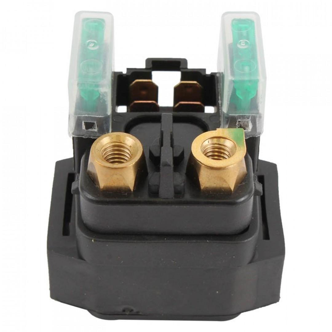 Arrowhead SMU6073 starter solenoid relay assy for Yamaha XT600 FJR1300 XV19, YZF R1 R6,XT250 TDM900 FZS Fazer XMAX,ATV YFZ450, KTM Superduke Supermoto 990 1290, LC4 Duke 690 790 890 Freeride 250 350. Yamaha OEM 4YR-81940-02-00 5JW-81940-02-00 KTM 76211058
