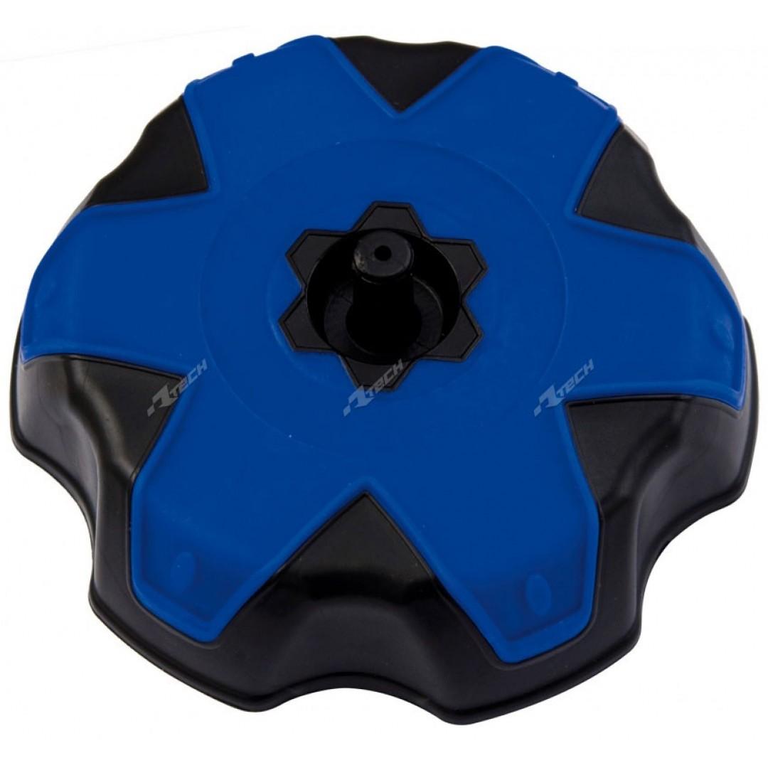 Racetech gas tank cap Blue R-TAPP0CRFBLTM9 TM MX / EN