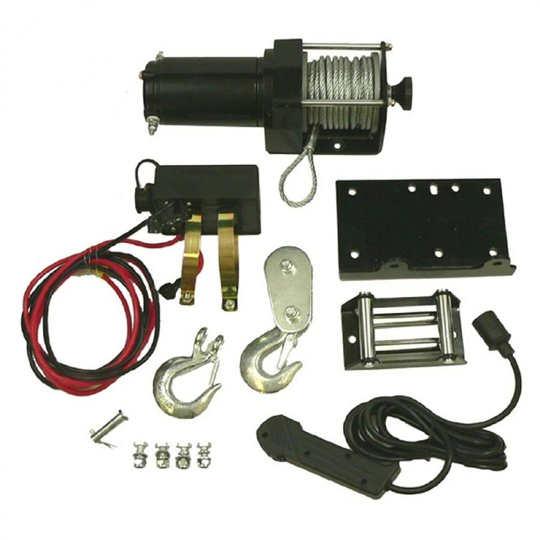Arrowhead Winch Motor Kit - 3000 lb WIN0011