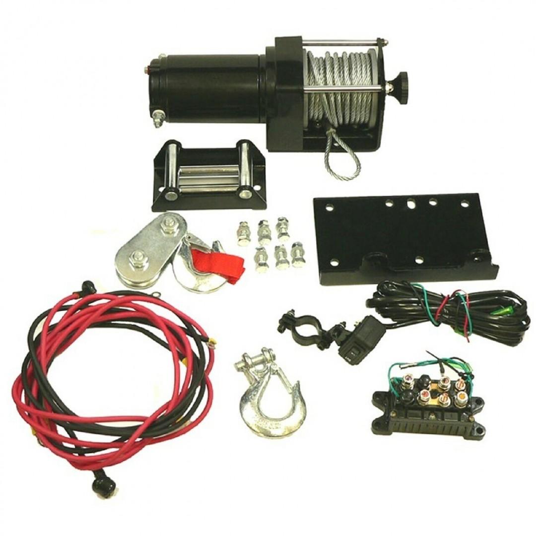 Arrowhead Winch Motor Kit - 2500 lb WIN0013